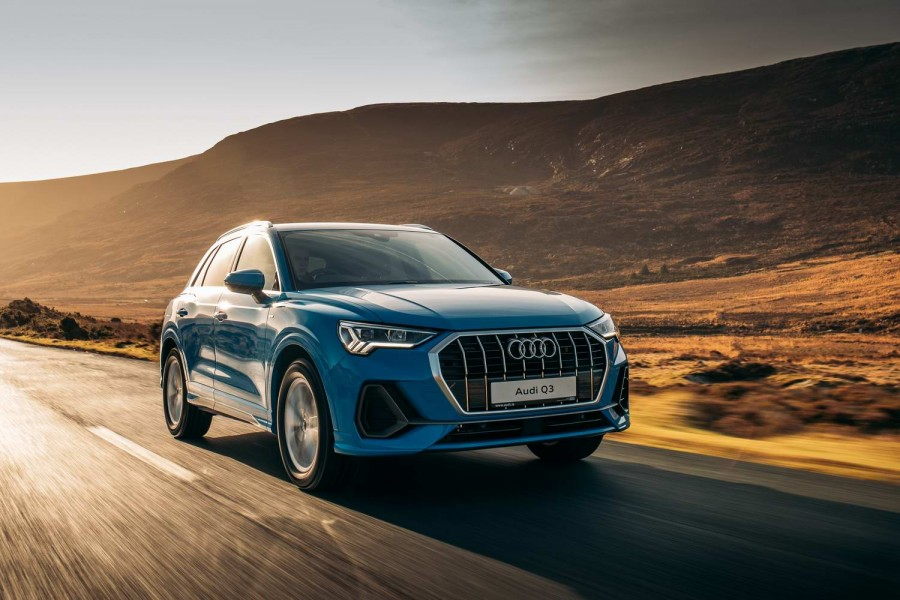 Car Reviews | Audi Q3 35 TFSI (1.5 petrol) | CompleteCar.ie