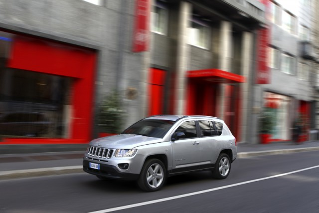 Car Reviews | Jeep Compass | CompleteCar.ie