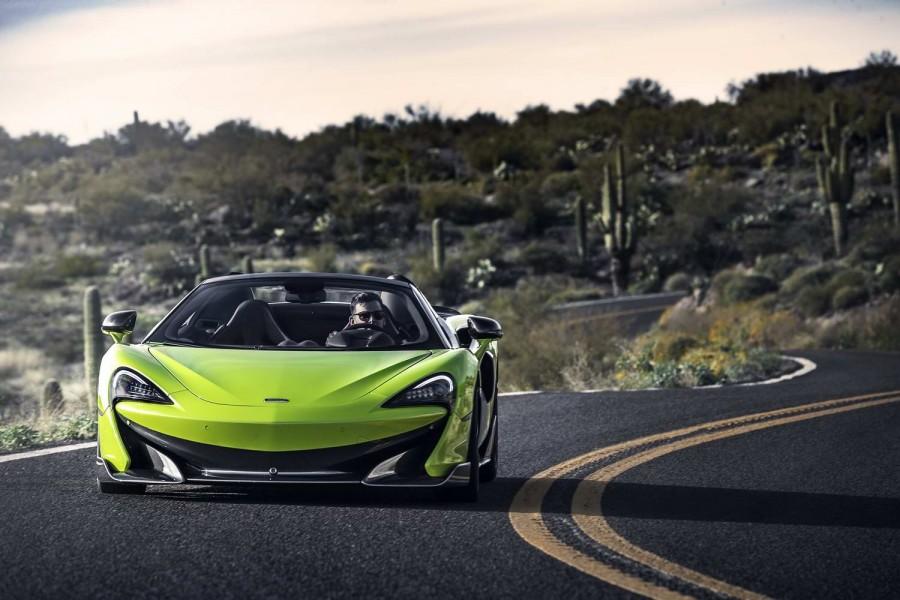 Car Reviews | McLaren 600LT Spider (2019) | CompleteCar.ie