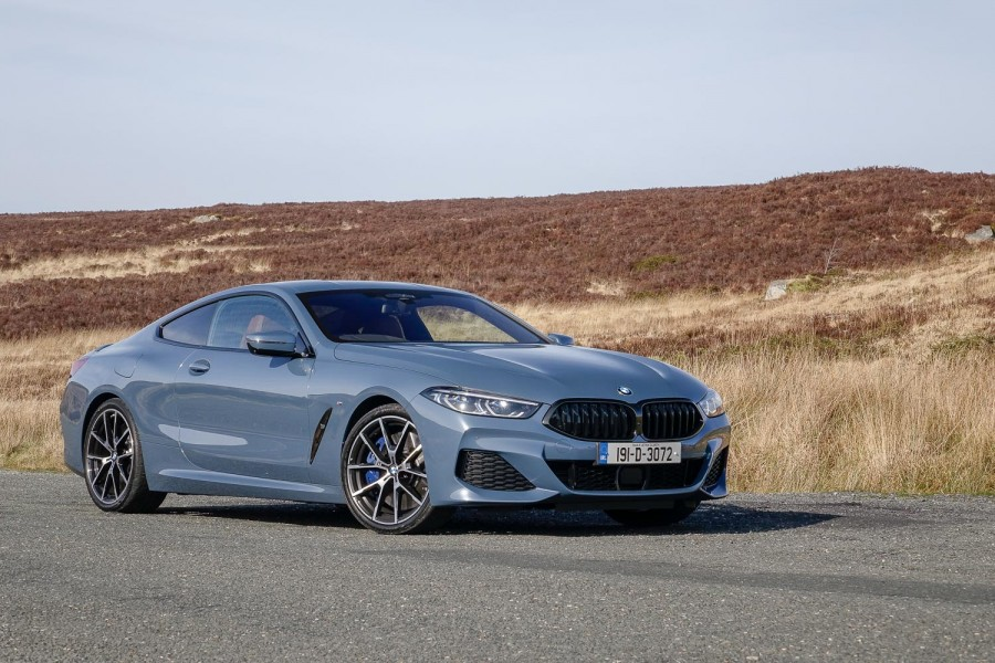 Car Reviews | BMW 840d xDrive Coupe (2019) | CompleteCar.ie