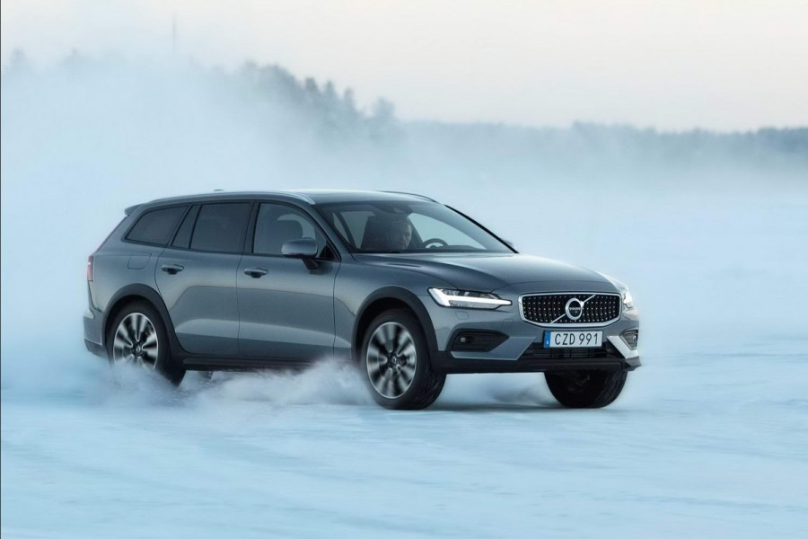 Volvo V60 Cross Country D4 diesel (2019)