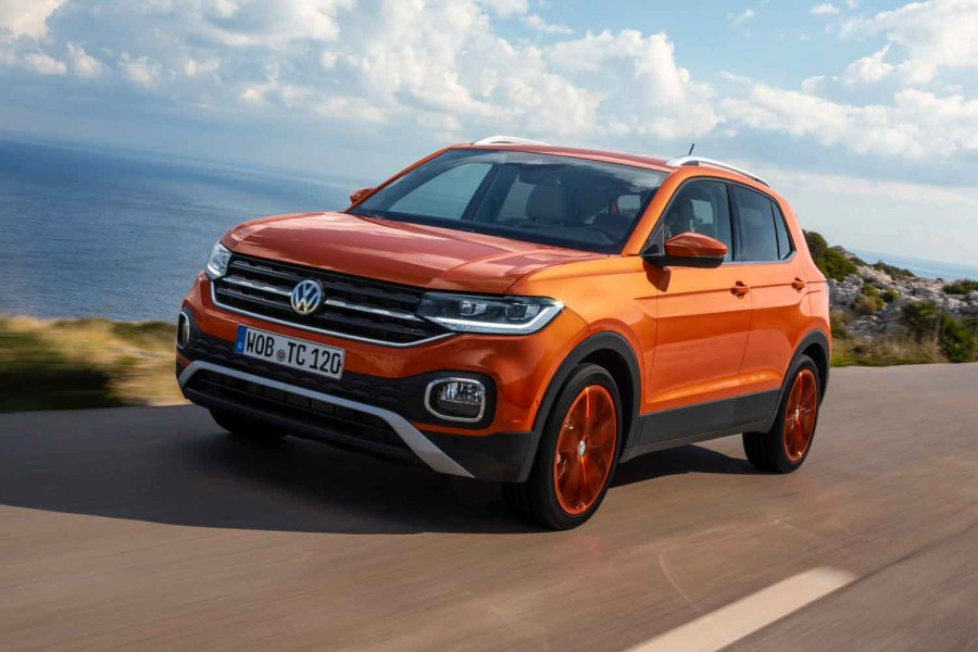 Car Reviews | Volkswagen T-Cross 1.0 TSI petrol (2019) | CompleteCar.ie