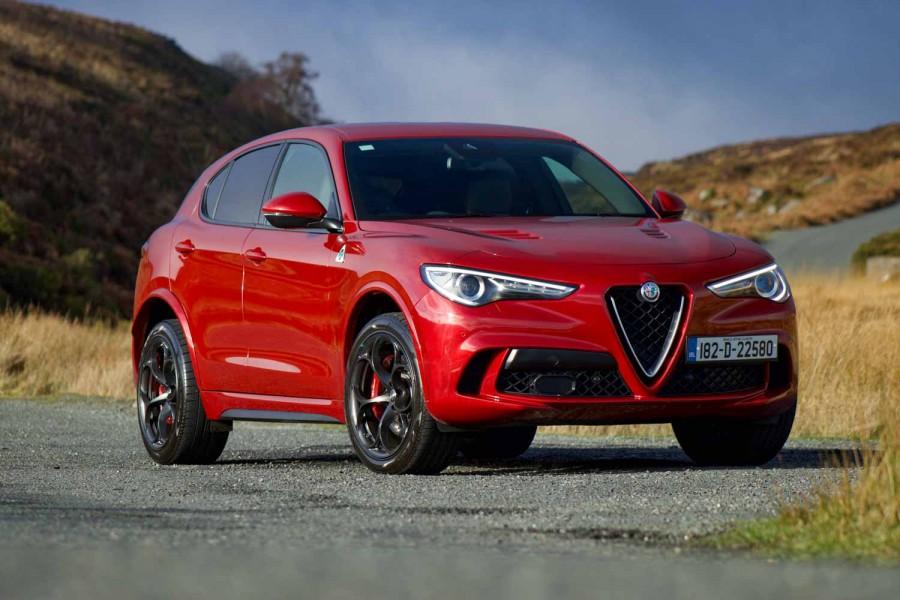 Car Reviews | Alfa Romeo Stelvio Quadrifoglio | CompleteCar.ie