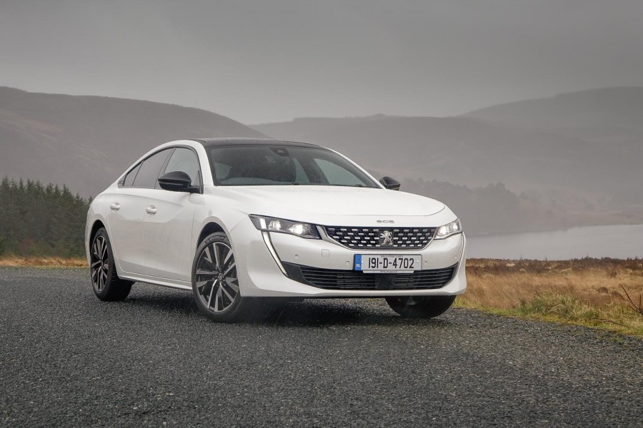 Car Reviews | Peugeot 508 1.5 BlueHDi GT Line (2019) | CompleteCar.ie