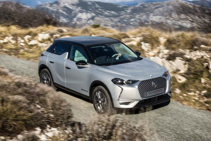 Car Reviews | DS 3 Crossback E-Tense prototype (2019) | CompleteCar.ie
