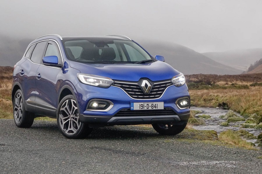 Car Reviews | Renault Kadjar 1.5 dCi diesel (2019) | CompleteCar.ie