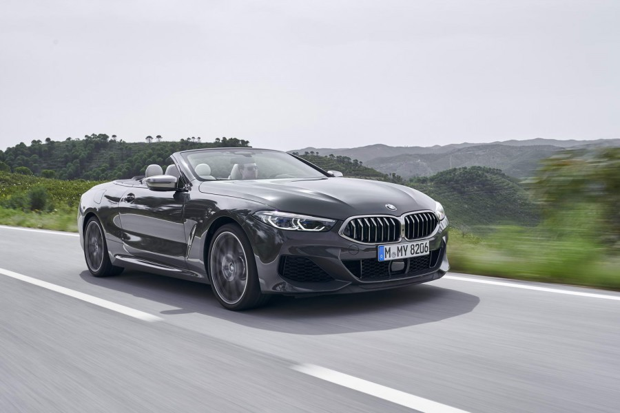 Car Reviews | BMW M850i xDrive Convertible (2019) | CompleteCar.ie