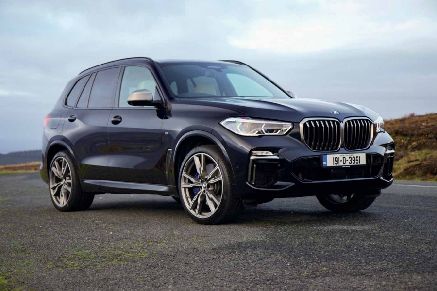 Car Reviews | BMW X5 M50d diesel (2019) | CompleteCar.ie