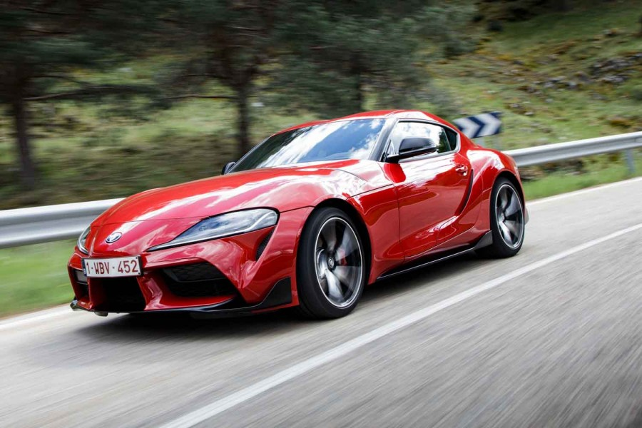Car Reviews | Toyota Supra | CompleteCar.ie