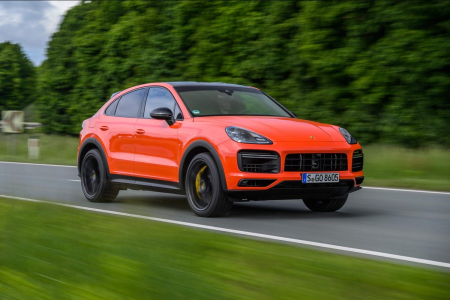 Car Reviews | Porsche Cayenne Turbo Coupe (2019) | CompleteCar.ie