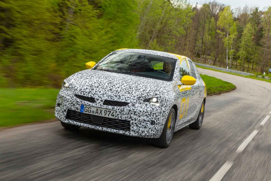 Car Reviews | Opel Corsa F (2019 prototype) | CompleteCar.ie