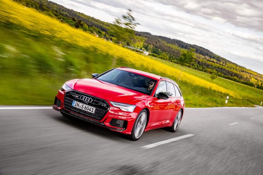 Car Reviews   Audi S6 Avant TDI (2019)   CompleteCar.ie
