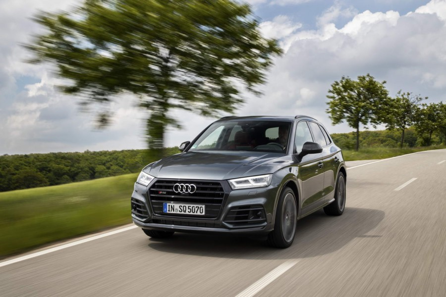 Car Reviews | Audi SQ5 TDI (2019) | CompleteCar.ie