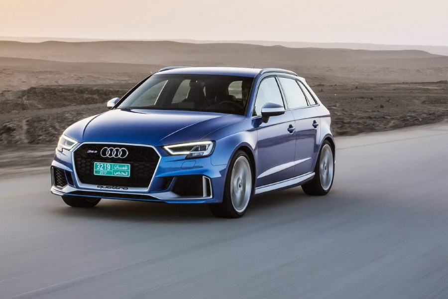 Car Reviews | Audi RS 3 Sportback (2019) | CompleteCar.ie