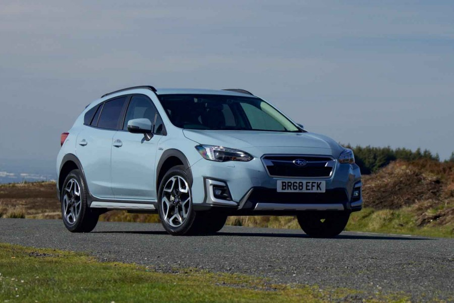 Car Reviews | Subaru XV e-Boxer (2019 pre-production) | CompleteCar.ie