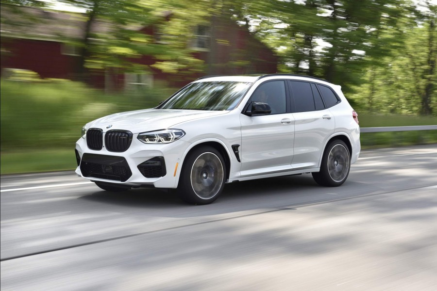 Car Reviews | BMW X3 M (2020) | CompleteCar.ie