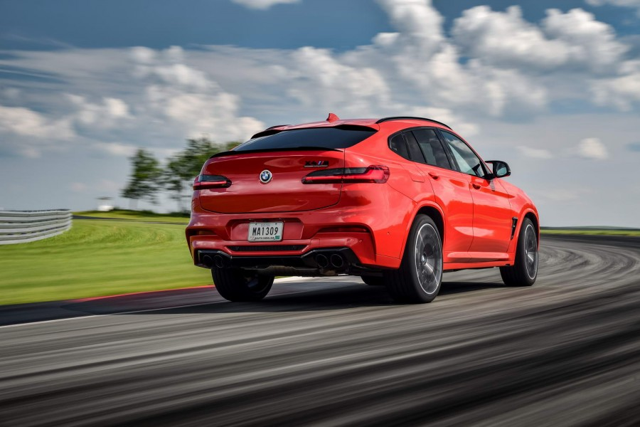 Car Reviews | BMW X4 M (2020) | CompleteCar.ie