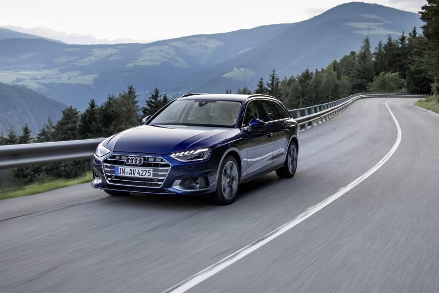 Car Reviews   Audi A4 Avant 35 TDI diesel (2020)   CompleteCar.ie