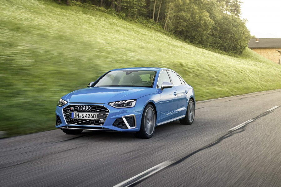 Car Reviews | Audi S4 TDI saloon (2020) | CompleteCar.ie
