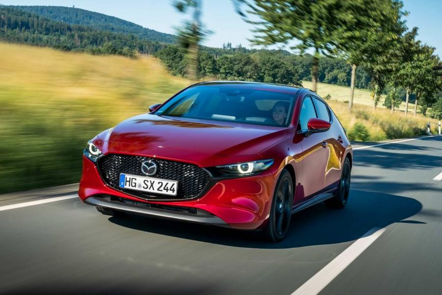 Mazda 3 2020 Review.Mazda 3 Skyactiv X 2020 Pre Production Reviews
