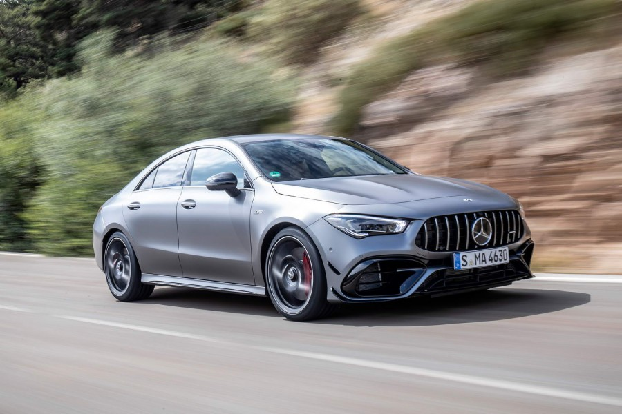 Car Reviews | Mercedes-AMG CLA 45 S 4Matic+ (2020) | CompleteCar.ie