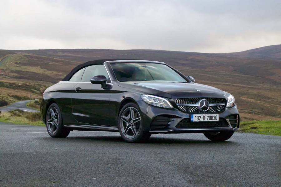 Car Reviews | Mercedes-Benz C 200 Cabriolet (2019) | CompleteCar.ie