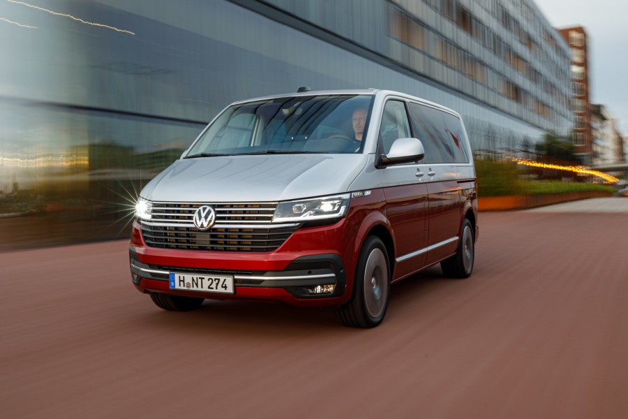 Car Reviews | Volkswagen Caravelle 6.1 2.0 TDI (2020) | CompleteCar.ie