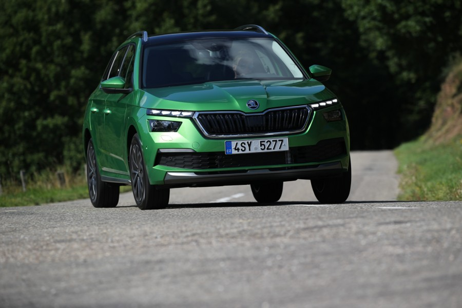 Car Reviews | Skoda Kamiq 1.0 TSI petrol (2020) | CompleteCar.ie