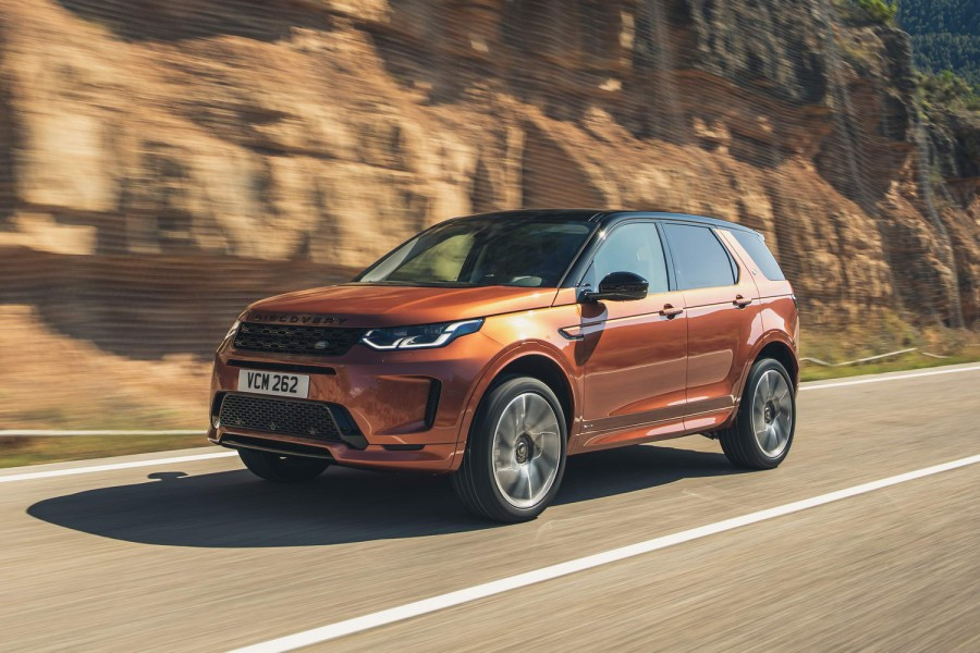 Car Reviews | Land Rover Discovery Sport D240 (2020) | CompleteCar.ie