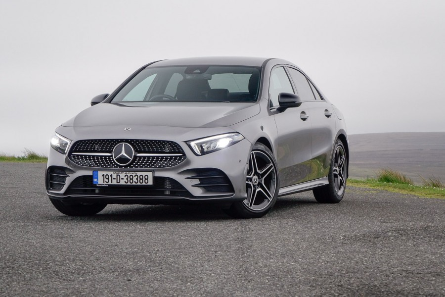 Car Reviews | Mercedes-Benz A 180 d diesel Saloon (2019) | CompleteCar.ie