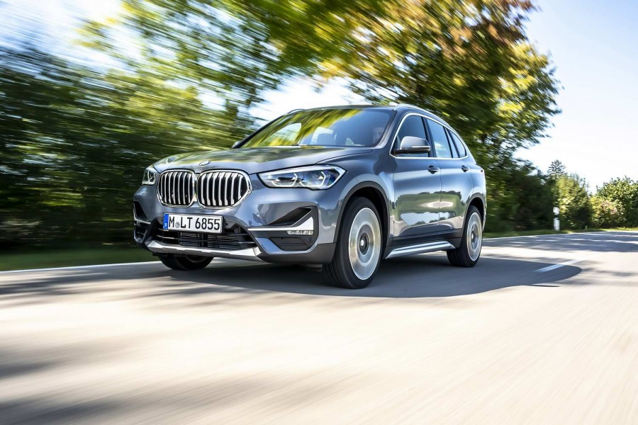 Car Reviews | BMW X1 xDrive25d diesel (2020) | CompleteCar.ie