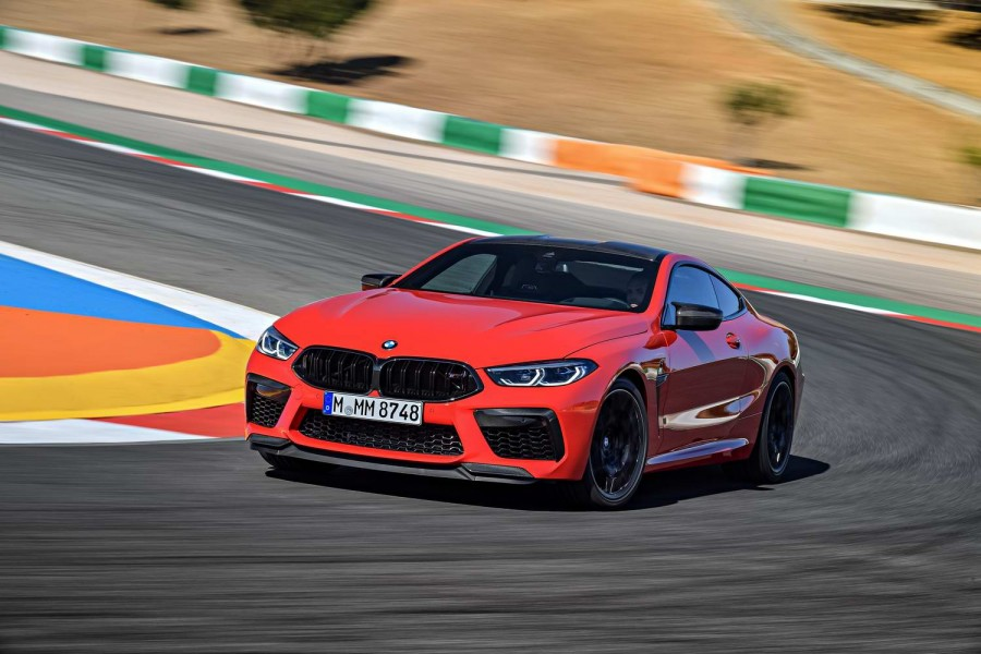 Car Reviews | BMW M8 Coupe (2020) | CompleteCar.ie