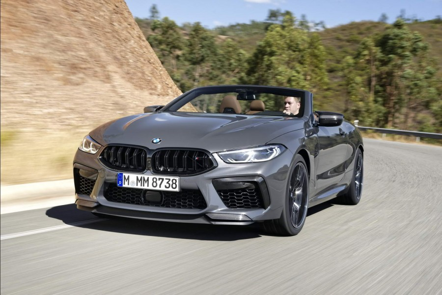 Car Reviews | BMW M8 Convertible (2020) | CompleteCar.ie