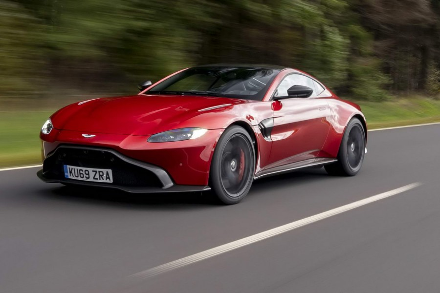 Car Reviews | Aston Martin Vantage AMR manual (2020) | CompleteCar.ie
