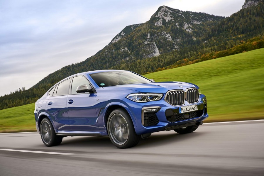 Car Reviews | BMW X6 M50i (2020) | CompleteCar.ie