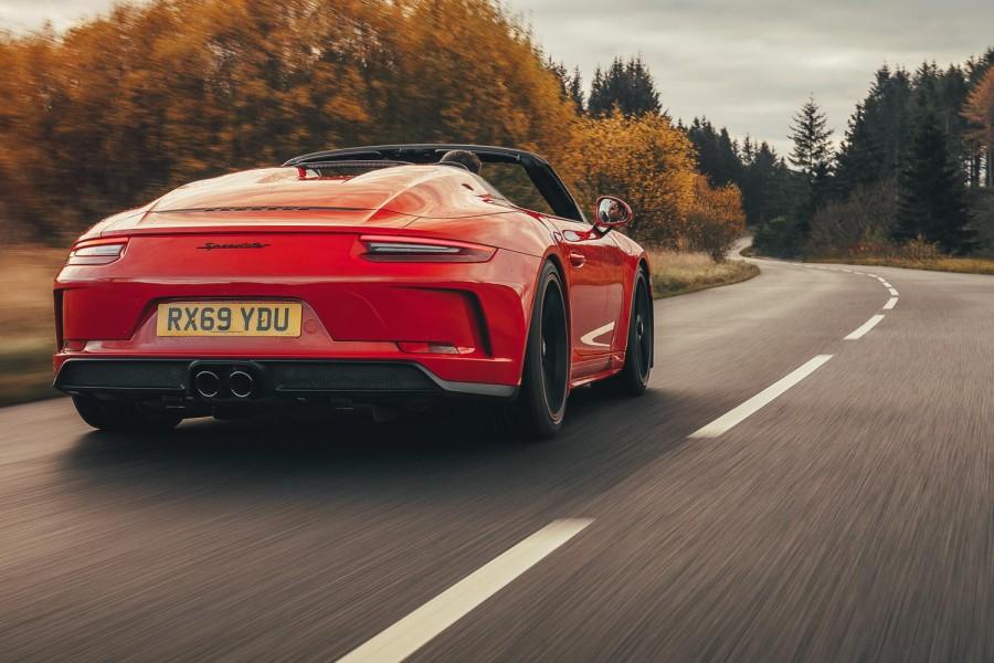Car Reviews | Porsche 911 Speedster (2019) | CompleteCar.ie