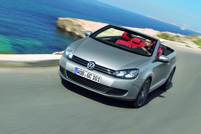 Car Reviews | Volkswagen Golf Cabriolet | CompleteCar.ie