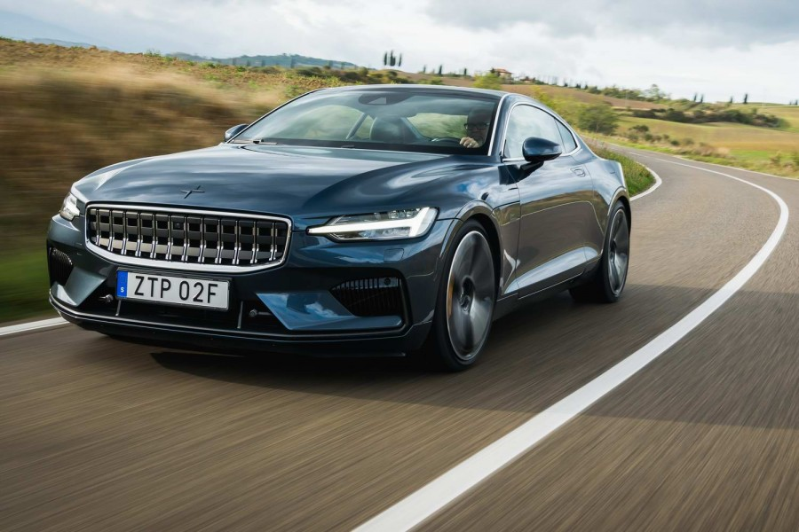 Car Reviews | Polestar 1 (2020) | CompleteCar.ie