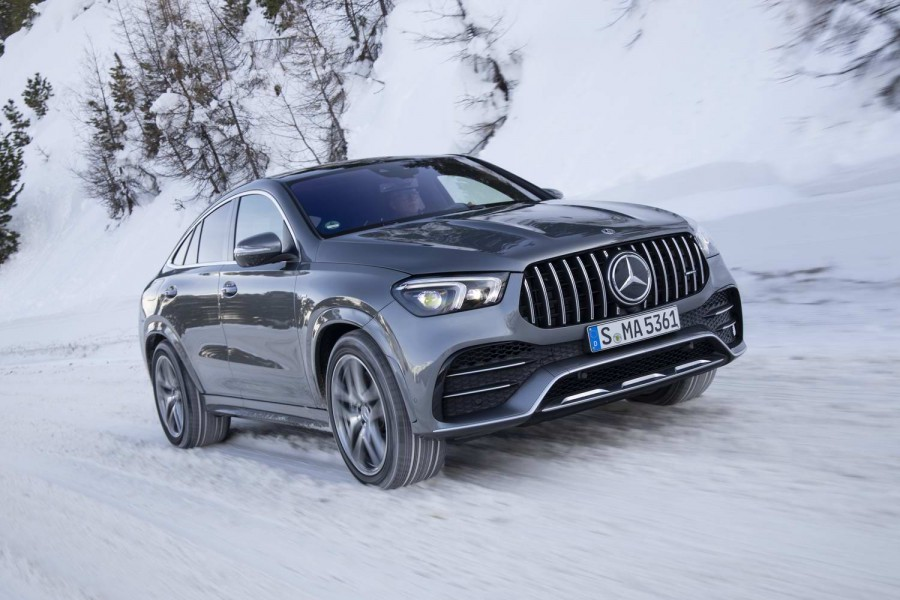 Car Reviews | Mercedes-AMG GLE 53 4Matic+ Coupe (2020) | CompleteCar.ie