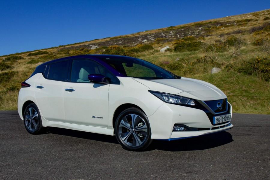 Car Reviews | Nissan Leaf 62kWh (2019) | CompleteCar.ie