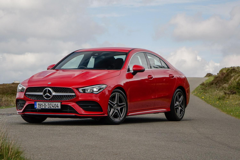 Car Reviews | Mercedes-Benz CLA 180 petrol (2019) | CompleteCar.ie