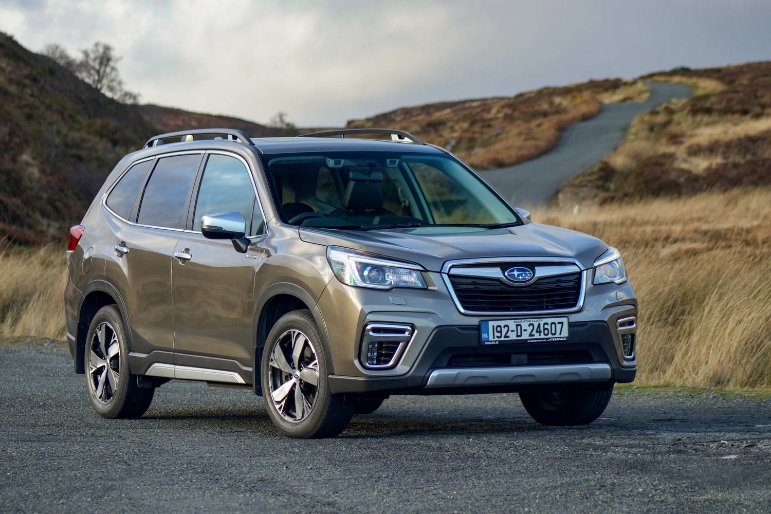 Car Reviews | Subaru Forester e-Boxer (2020) | CompleteCar.ie