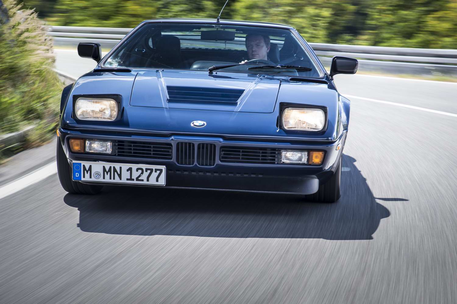Car Reviews | BMW M1 (1978) | CompleteCar.ie