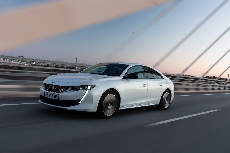 Car Reviews | Peugeot 508 Hybrid (2020) | CompleteCar.ie