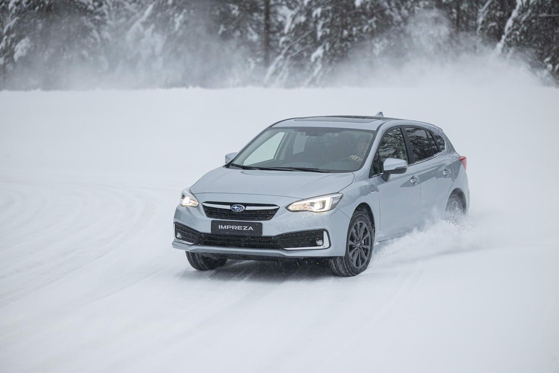 Car Reviews   Subaru Impreza e-Boxer (2020 prototype)   CompleteCar.ie