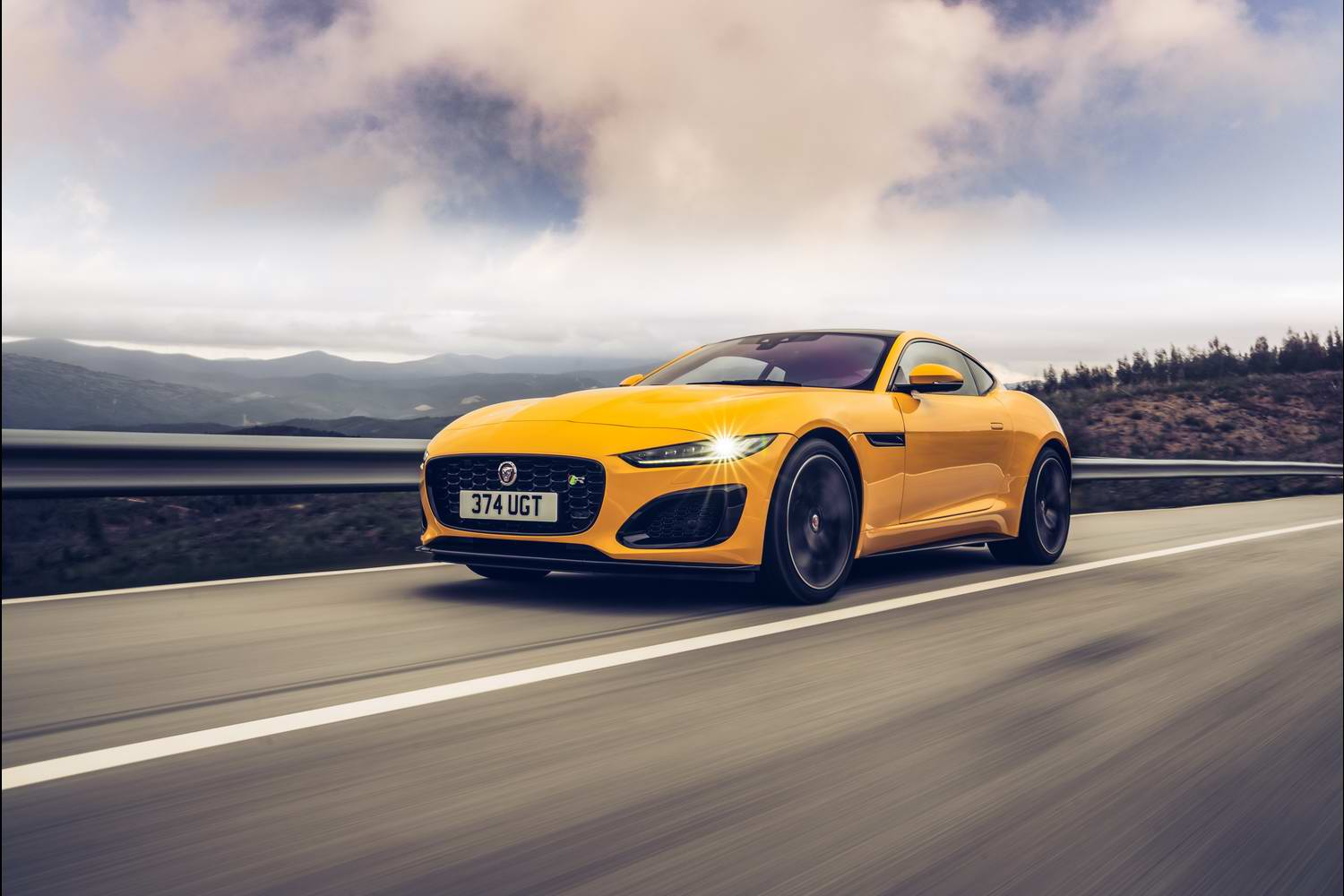 Car Reviews | Jaguar F-Type R Coupe (2020) | CompleteCar.ie