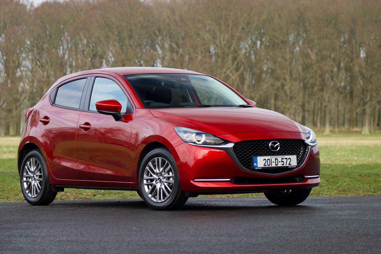 Car Reviews | Mazda 2 1.5 SkyActiv-G M Hybrid (2020) | CompleteCar.ie