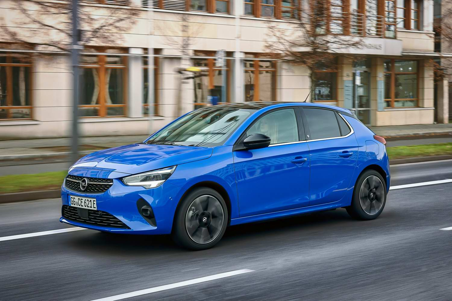 Car Reviews | Opel Corsa-e (2020) | CompleteCar.ie