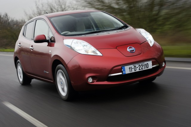 Car Reviews | Nissan Leaf | CompleteCar.ie